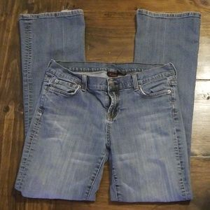 Willi Smith Boot Cut Jeans size 10